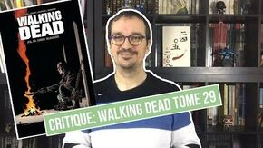 Walking Dead Tome 29 Critique