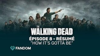 The Walking Dead Saison 8, épisode 8 - Résumé
