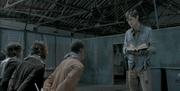 Gareth s'apprête à exécuter Rick