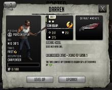 Darren - Level 1