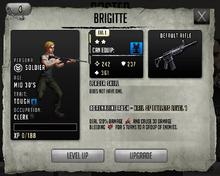 Brigitte - Level 1