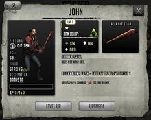 John - Level 1