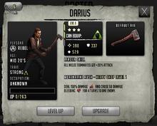 Darius - Stage 2 Level 1