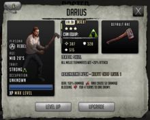 Darius - Stage 1 Max