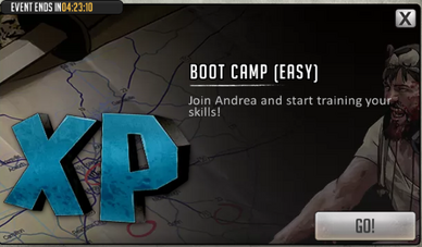 Daily Mission Boot Camp