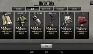 Inventory Gear
