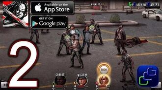 Walking Dead Road To Survival Android iOS Walkthrough - Part 2 - Homemart 3-5-0