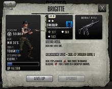 Brigitte - Stage 3 Level 10