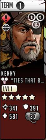 Red Kenny portrait