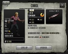Carol - Level 1