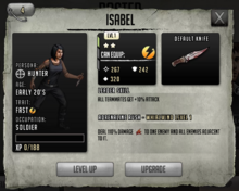 Isabel - Level 1