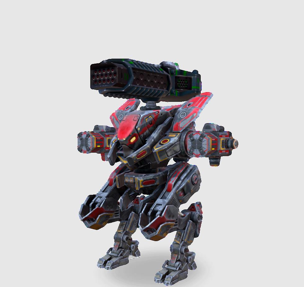 Strider | War Robots Wiki | FANDOM powered by Wikia