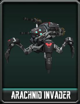 ArachnidInvaderInfobox