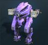 Purplepindestrier