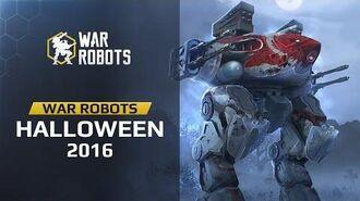 War Robots Halloween 2016