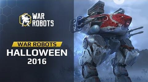 War Robots Halloween