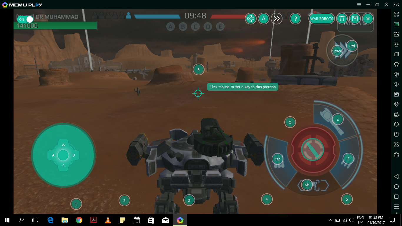 How to play on pc war robots wiki fandom powered by wikia advance setup altavistaventures Image collections