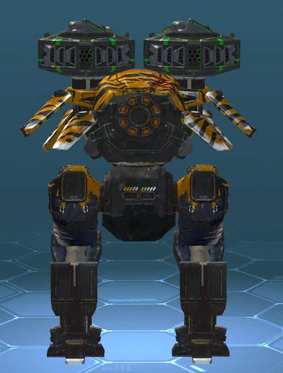 PredatorBack