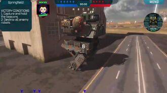 War Robots vintage año 2016 - RocksGaming