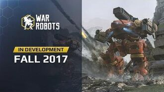 War Robots What's Next? Fall 2017