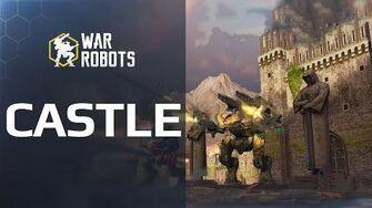 War Robots Castle