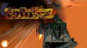 War Robots - SaveTheHistory Challenge