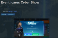 PageIcarusCyberShow