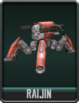 RaijinInfobox
