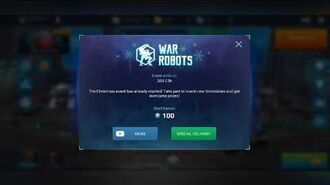 WAR ROBOTS- OPERATION COLD SNAP. IS IT WORTH IT? UMMM NO