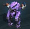 Purplesparkdestrier