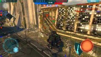 Owning enemy team on walking war robots-0