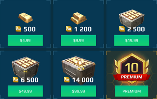 Buyinggold