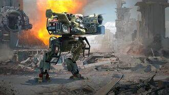 War Robots New Sound Track 2018