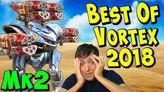 Best Of 2018 VORTEX SPECTRE Mk2 - Skilled War Robots Gameplay WR