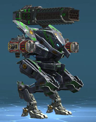 MantisRS