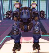 BlueHexFront