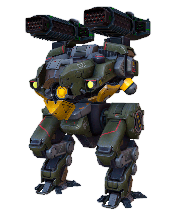 Bulwark | War Robots Wiki | FANDOM powered by Wikia