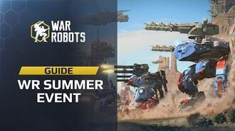 War Robots Summer Event Guide