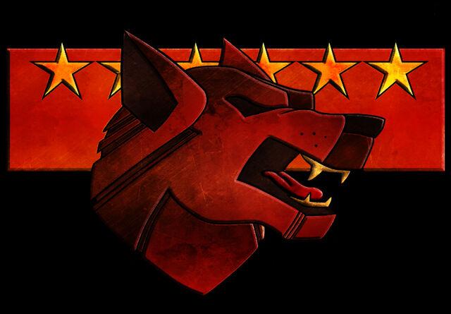 Clan Wolf Logo By Punakettu By Sigmaster1337