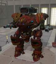 War robots bot Inquisitor 2 Storms Ikgametg