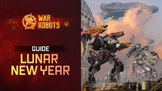 War Robots Lunar New Year Event Overview 2019