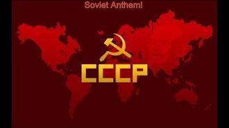 Soviet National Anthem-1