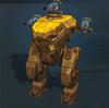 Goldstinggepard