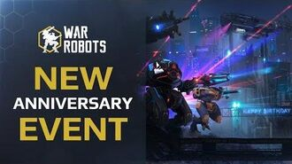 War Robots ANNIVERSARY EVENT guide 🔥 SKIRMISH game mode, event tasks, prizes! Check it out!-1