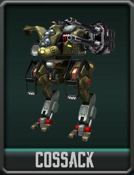 CossackInfobox