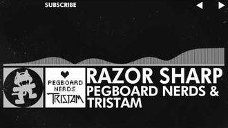 Glitch Hop 110BPM - Pegboard Nerds & Tristam - Razor Sharp Monstercat Release