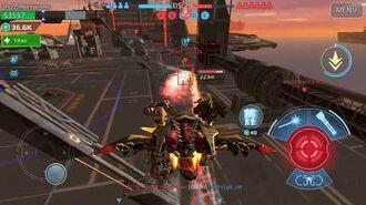 WR Hangar Intro Gameplay Part 1-0