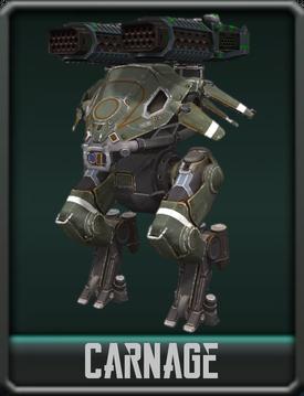 CarnageInfobox