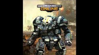 Mechwarrior Online trailer theme extended