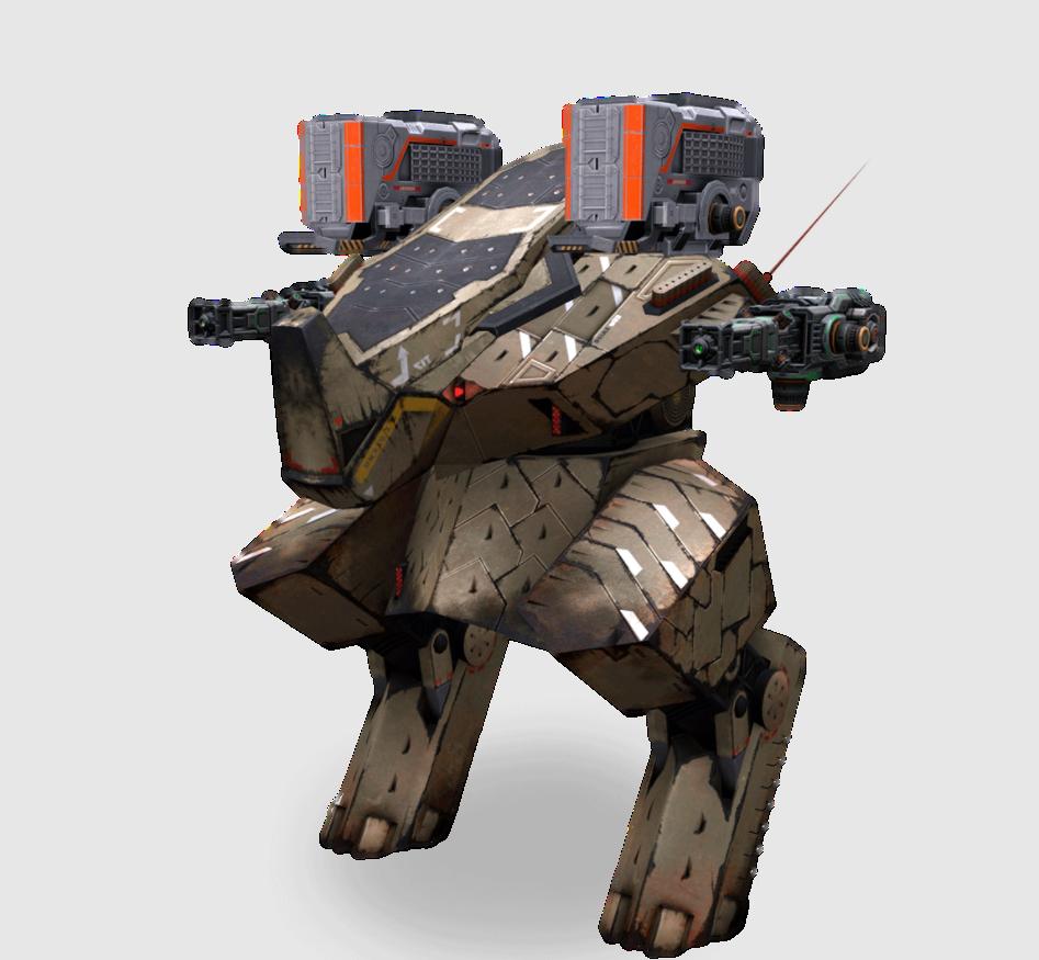 Rhino   War Robots Wiki   FANDOM powered by Wikia